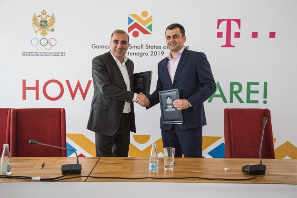 Crnogorski Telekom is the official network of the GSSE