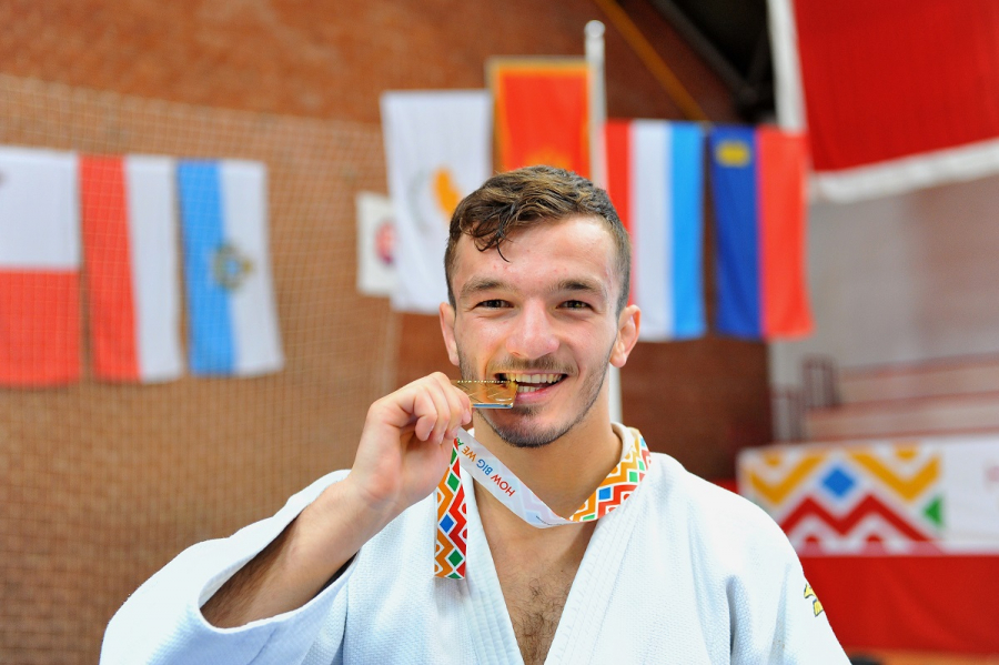Medals (Day 3): Luxembourg at the top with 56, Montenegro sixth with 17 medals