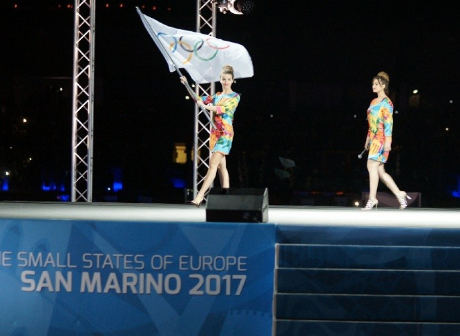 GSSE San Marino 2017: 31 medal in total for Montenegro